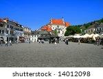 centre city kazimierz dolny ... | Shutterstock . vector #14012098