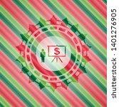 business presentation icon...   Shutterstock .eps vector #1401276905