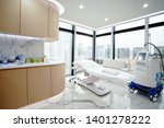 Hospital Interior With...