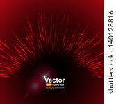 Vector Red Flash