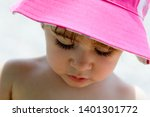 close up potrait of adorable... | Shutterstock . vector #1401301772