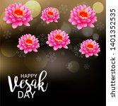 illustration of a banner for... | Shutterstock . vector #1401352535