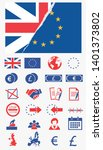 vector icons set for creating... | Shutterstock .eps vector #1401373802
