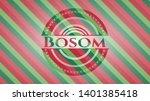 bosom christmas colors style...   Shutterstock .eps vector #1401385418