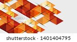 abstract geometric background.... | Shutterstock .eps vector #1401404795