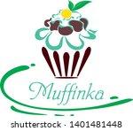 modern and stylish logo design... | Shutterstock .eps vector #1401481448