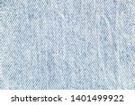 closeup light blue jeans denim... | Shutterstock . vector #1401499922