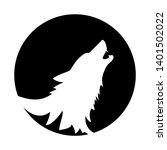 circular logo design with...   Shutterstock .eps vector #1401502022
