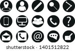 a simple 15 icon set of gps ...   Shutterstock .eps vector #1401512822