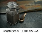 mud mask and scrub  beauty...   Shutterstock . vector #1401522065
