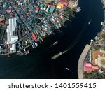 Aerial Landscape View Of Tha...