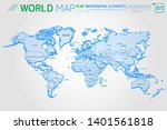north and south america  asia ...   Shutterstock .eps vector #1401561818