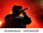 barcelona   may 23  killer mike ... | Shutterstock . vector #140160328