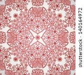 ornate seamless pattern in east ... | Shutterstock .eps vector #140164972