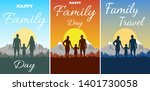 greeting card with text happy...   Shutterstock .eps vector #1401730058