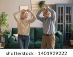 Funny Sixty Years Old Couple I...