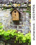 Birdhouse On A Wall