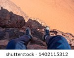 travelling  hiking and... | Shutterstock . vector #1402115312