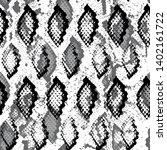 snake skin scales texture....   Shutterstock .eps vector #1402161722