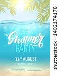 vector template for poster of...   Shutterstock .eps vector #1402174178
