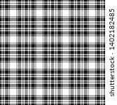tartan plaid. scottish pattern... | Shutterstock .eps vector #1402182485