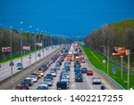 east butovo  moscow region ... | Shutterstock . vector #1402217255