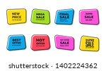 best sale vector banner... | Shutterstock .eps vector #1402224362