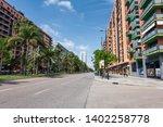 valencia  spain   april 16 ... | Shutterstock . vector #1402258778