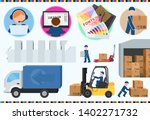 typography production  printing ...   Shutterstock .eps vector #1402271732