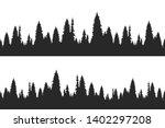 vector illustration  set of two ... | Shutterstock .eps vector #1402297208