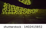 abstract  concrete and rusty... | Shutterstock . vector #1402415852