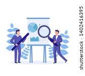 creating of financial...   Shutterstock .eps vector #1402416395