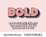 vector bold font colorful style   Shutterstock .eps vector #1402438382