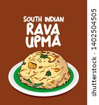 traditional south indian food... | Shutterstock .eps vector #1402504505