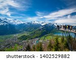 Interlaken  Switzerland   May 7 ...