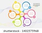 design business template 6... | Shutterstock .eps vector #1402575968
