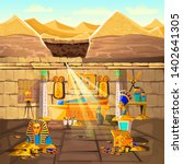 Ancient Egypt Pharaoh Lost Tom...