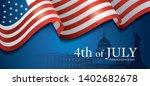 flag of united states of...   Shutterstock .eps vector #1402682678