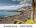 la arena  tenerife  canary... | Shutterstock . vector #140276026