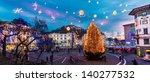 Romantic Ljubljana's City...