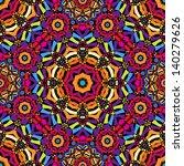 Seamless Kaleidoscope Pattern ...