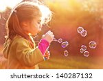 five years old caucasian child... | Shutterstock . vector #140287132