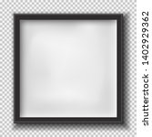 white rectangular paper or... | Shutterstock .eps vector #1402929362