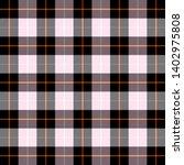 tartan plaid. scottish pattern... | Shutterstock .eps vector #1402975808