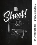 toilet finish paper in retro...   Shutterstock .eps vector #1402986812