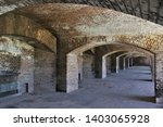 Multiple Arches Within A Brick...