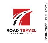 road logo design your company | Shutterstock .eps vector #1403166998