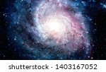 NASA space photo. Elements of this Image Furnished by NASA