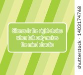 vector image of a quote about... | Shutterstock .eps vector #1403174768