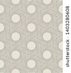 vector seamless pattern with... | Shutterstock .eps vector #1403280608